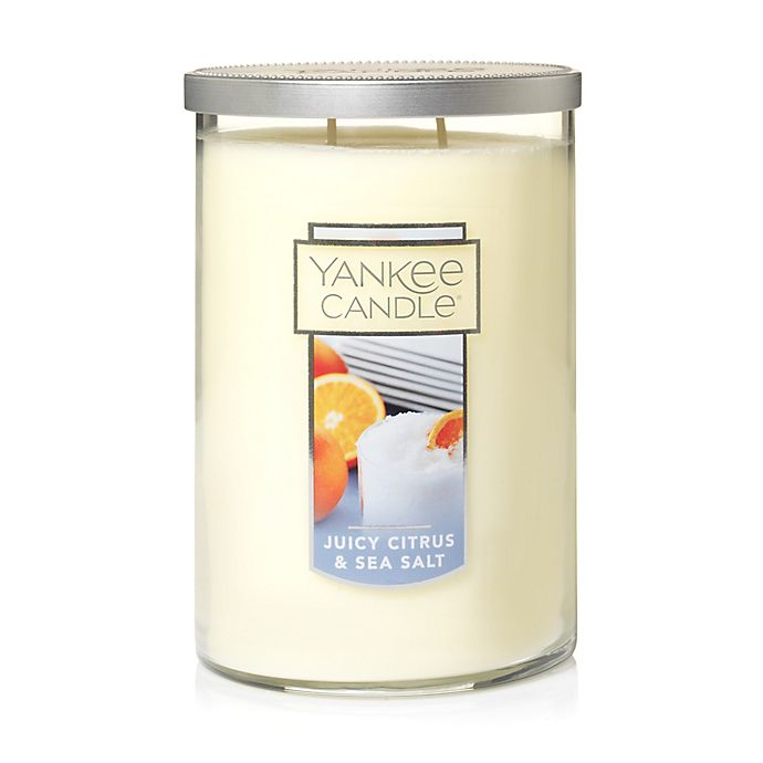 Alternate image 1 for Yankee Candle® Housewarmer® Juicy Citrus & Sea Salt Large 2-Wick Tumbler