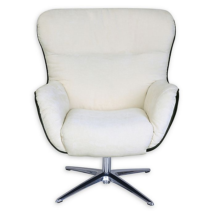 Alternate image 1 for Serta® Rylie Collaboration Lounge Chair in Cream/Black