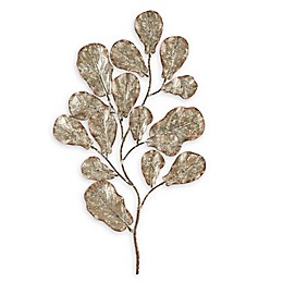 Madison Park Darlow Metal Wall Art in Gold