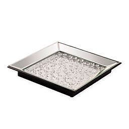 Howard Elliott® Jeweled and Mirrored Serving Tray