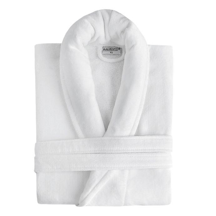 Alternate image 1 for Classic Turkish Towels® Grand Velour Bathrobe
