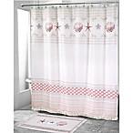 Avanti Coronado 72-Inch Multicolor Shower Curtain