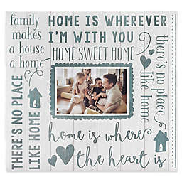 Home Sweet Home Scrapbook