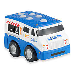 Kid Galaxy Press n Go Ice-Cream Truck