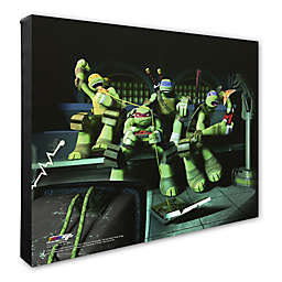 Nickelodeon™ Teenage Mutant Ninja Turtles I 16-Inch x 20-Inch Canvas Wall Art