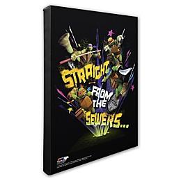 Nickelodeon™ Teenage Mutant Ninja Turtles V 16-Inch x 20-Inch Canvas Wall Art