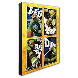 Nickelodeon™ Teenage Mutant Ninja Turtles VI 16-Inch x 20-Inch Canvas Wall Art