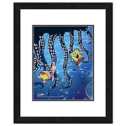 SpongeBob SquarePants 16-Inch x 20-Inch Framed Photo Wall Art