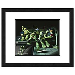Teenage Mutant Ninja Turtles 18-Inch x 22-Inch Framed Photo Wall Art