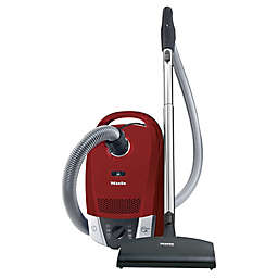 Miele Compact C2 Cat & Dog Cannister Vacuum in Red