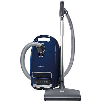 Miele Complete C3 TotalCare Cannister Vacuum in Navy