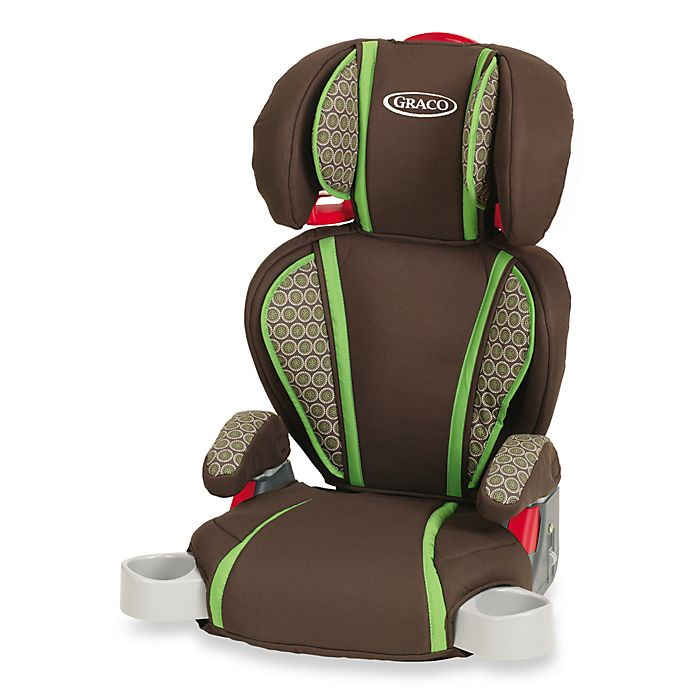 GracoR Highback TurboBoosterR Car Seat