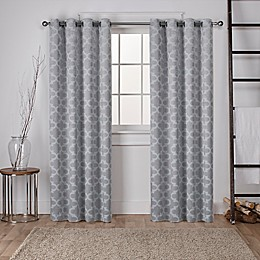 Cartago 2-Pack Grommet Top Room Darkening Window Curtain Panels