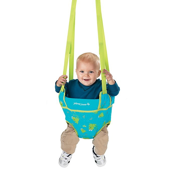 Exersaucer By Evenflo Johnny Jump Up Doorway Jumper In Classic