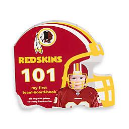 NFL Washington Redskins 101 Children's Board Book