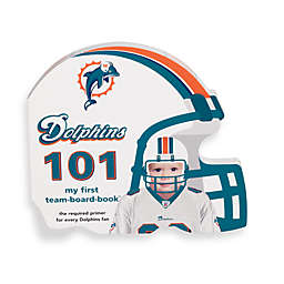 NFL Miami Dolphins 101 Children's Board Book