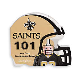 NFL New Orleans Saints 101 Children's Board Book