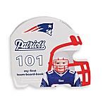 NFL New England Patriots 101 Children's Board Book