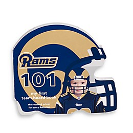 NFL Los Angeles Rams 101 Children's Board Book