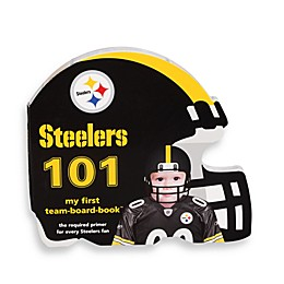 NFL Pittsburgh Steelers 101 Children's Board Book