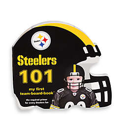 NFL Pittsburgh Steelers 101 Children's Board Book