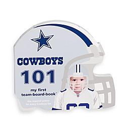 NFL Dallas Cowboys 101 Children's Board Book