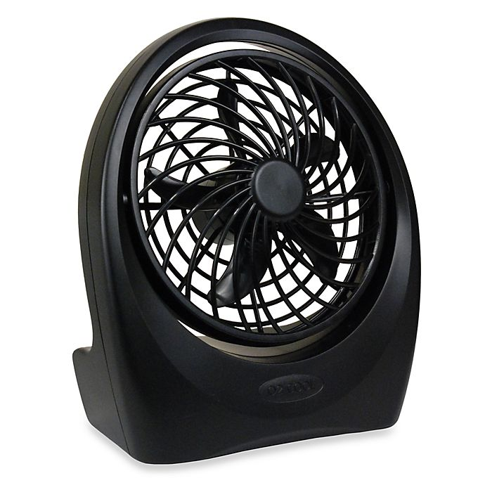 O2cool Portable Plus 5 Inch Battery Powered Portable Fan Bed Bath And Beyond Canada