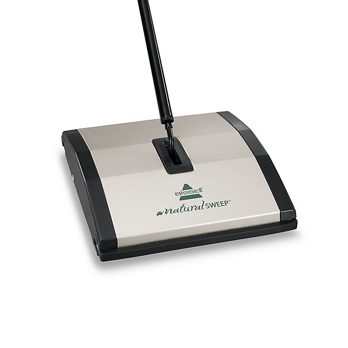 Alternate image 1 for BISSELL® Natural Sweep® Dual Brush Sweeper