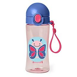 SKIP*HOP® Zoo Lock-Top Butterfly Sports Bottle