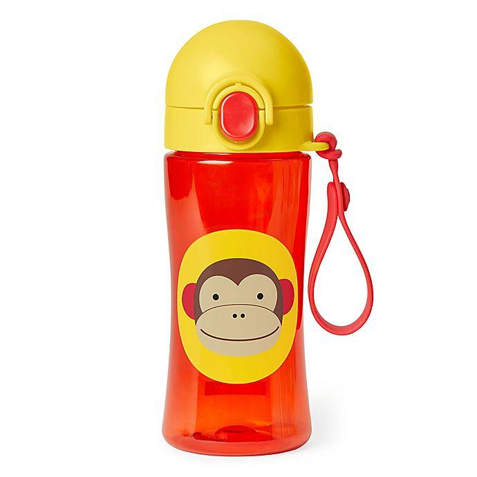 Alternate image 1 for SKIP*HOP® Zoo Lock-Top Monkey Sports Bottle