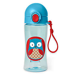 SKIP*HOP® Zoo Lock-Top Owl Sports Bottle
