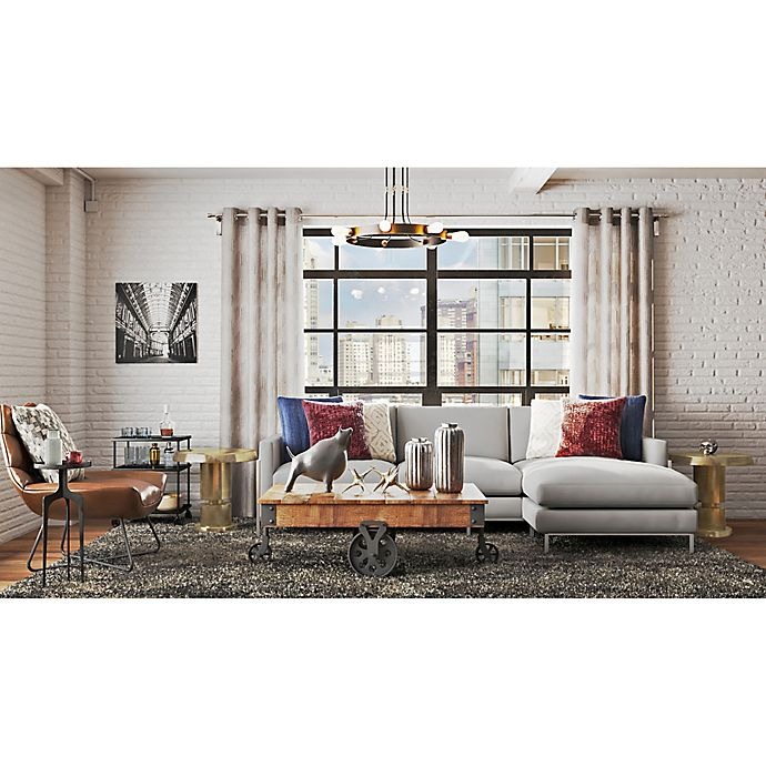 Living Room Bed Bath And Beyond: Big City Style Living Room