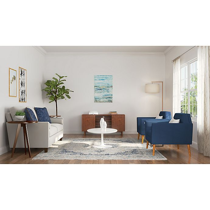 Contemporary Casual Living Room Bed Bath Amp Beyond