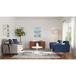 Contemporary Casual Living Room