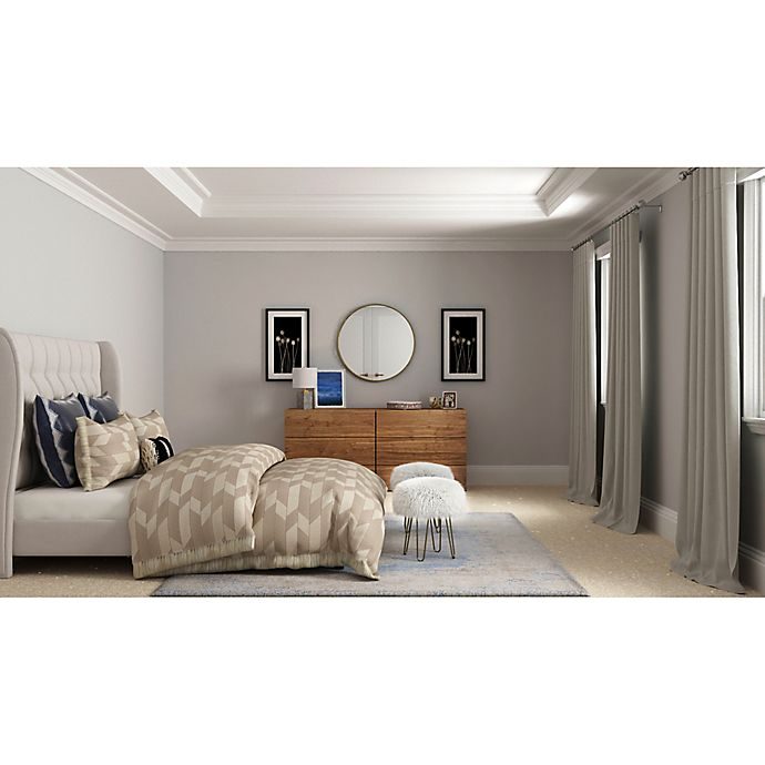 Alternate image 1 for Calm and Collected Bedroom