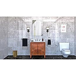 Stone Sleek Bathroom