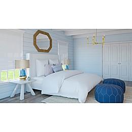 Quaint Island Style Bedroom