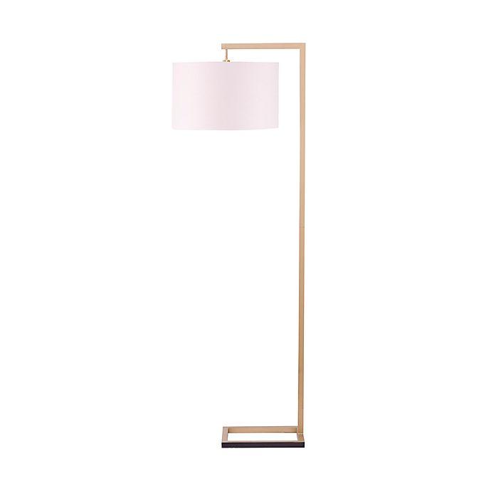 Alternate image 1 for Hampton Hill Delta Floor Lamp in Gold