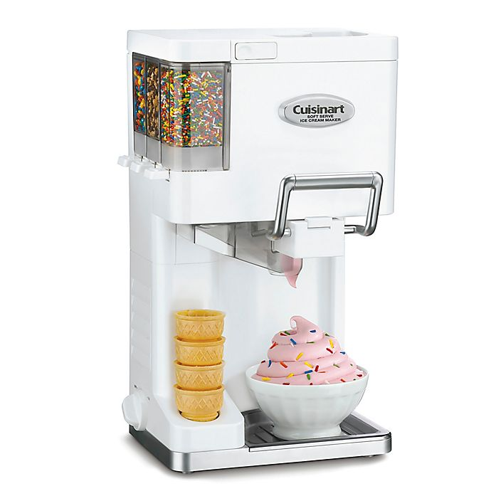 Alternate image 1 for Cuisinart® Mix It In™ Soft Serve Ice Cream Maker