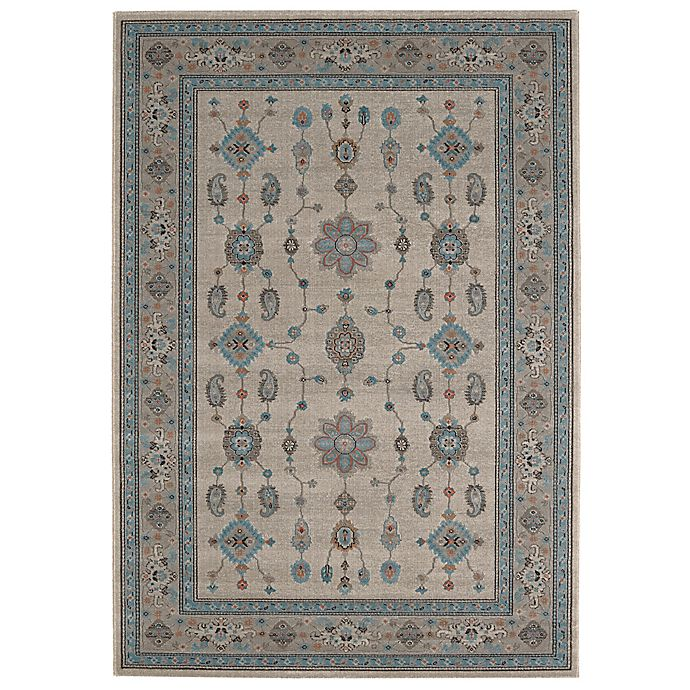 Alternate image 1 for Balta Home 7'10 x 10' Elizabeth Area Rug in Cream