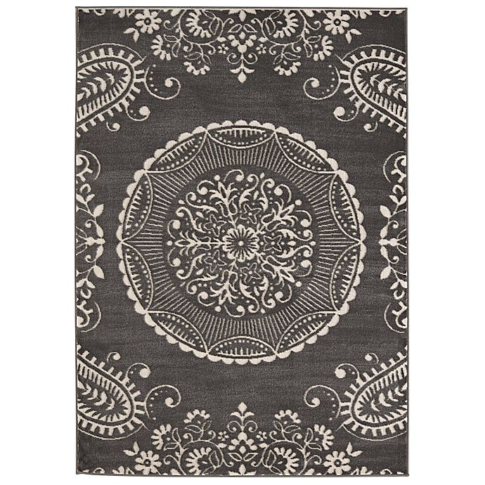 Alternate image 1 for Balta Home 7'10 x 10' Brielle Rug in Grey