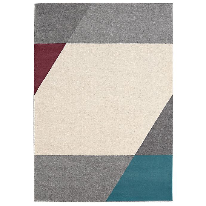 Alternate image 1 for Balta Home 7'10 x 10' Clyde Area Rug in Grey