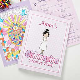 """I'm The Communion"" Memory Book"