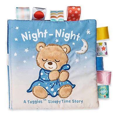 """Stary Night Teddy"" Soft Book by Mary Meyer"