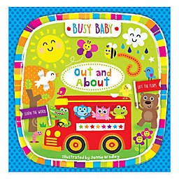 """Busy Baby: Out and About"" by Nick Ackland"