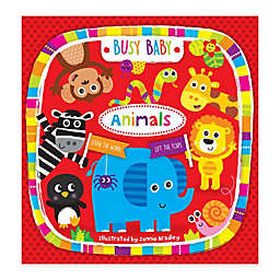 """Busy Baby: Animals"" by Nick Ackland"