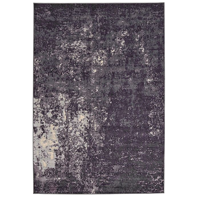 Alternate image 1 for Balta Home Passaic 5'3 x 7'6 Area Rug in Black/White