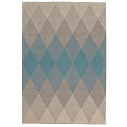 Balta Home Kearny Area Rug in Light Blue