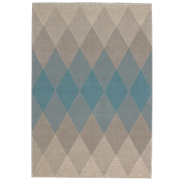 Alternate image 1 for Balta Home Kearny 5'3 x 7'6 Area Rug in Light Blue