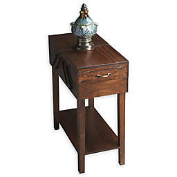 Butler Specialty Company Dirzo Rectangular Storage Table in Provincial Brown